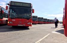 L'EMT reforçarà les línies 54, 8 i 6 amb els tres busos articulats