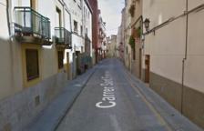 En la prisión un detenido en Valls por dos robos en punta de navaja en dos establecimientos