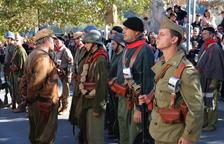 Flix reviu l'últim episodi de la batalla de l'Ebre amb la retirada dels republicans pel pont de ferro