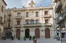 Los mossos se personan en el Ayuntamiento de Valls para requerir un expediente sobre unas obras en el Barrio Antiguo
