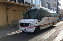 El servei d'autobús de Calafell guanya un dels premis de transport públic més prestigiosos de l'Estat