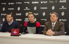 Olmo: «Encara em queda molt, però estaria tranquil retirant-me a Reus»