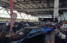 La fira del vehicle d'ocasió de Tortosa duplica les vendes de 2016