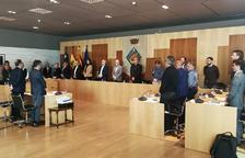 Salou tomba una moció per la llibertat dels «presos polítics»