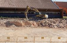 Comencen les obres de la piscina de 50 metres de l'Anella Mediterrània