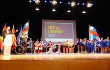 La Nit de l'Esport de Salou premia 300 esportistes