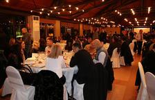 El sisè Sopar Club Empresa del Nàstic aplega 275 persones