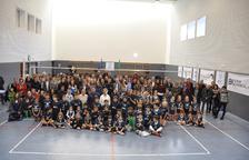 L'EIC Sport Club presenta els seus equips de voleibol