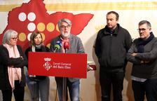 El president del Consell Comarcal del Baix Ebre cessa els consellers d'ERC i els acusa de «traïdors»