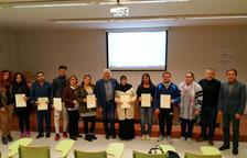 Cloenda del curs sobre coneixement de la Societat Catalana