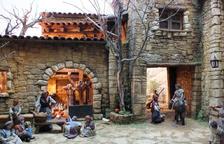 L'Associació Pessebrista mostra 11 diorames a Sant Antoni de Pàdua