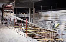 L'estació de trens de Tarragona ja té instal·lats l'ascensor i les escales mecàniques