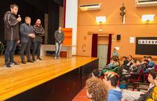 El Reus Deportiu fa arribar la Copa Intercontinental al públic escolar