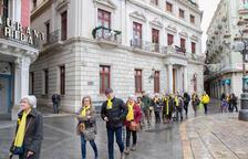 Els 'Avis i àvies per la llibertat' de Reus: «Estem absolutament decebuts amb la Junta Electoral»