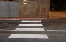 Veïns del Passatge del Sol critiquen una actuació urbanística al seu carrer