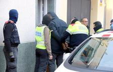 Almenys una desena de detinguts en una operació antidroga al Garraf i al Baix Penedès