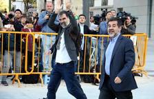 El jutge del Suprem cita a declarar Forn, Sànchez i Cuixart l'11 de gener per decidir si els deixa en llibertat