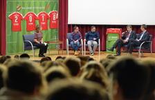 Uns 300 estudiants participen al voluntariat de La Lliga Genuine a Tarragona