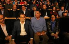 Albiol, als que dubten entre C's i PP: «Qui ha aplicat el 155 i ha enviat Puigdemont a 1.000 km? Mariano Rajoy»