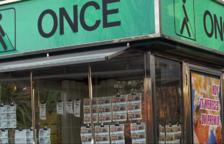 El 'Cuponazo' de l'ONCE deixa 100.000 euros a Cambrils i 25.000 a Valls