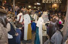 Los Reyes Magos llegarán el sábado al Castell de Vila-seca