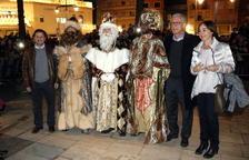 Els Reis d'Orient ja han arribat a Tarragona