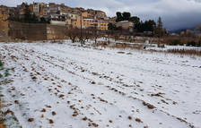 La tempesta deixa 93 litres per metre quadrat de precipitació acumulada a Horta de Sant Joan