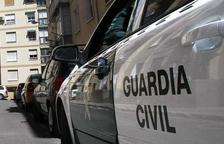 La Guàrdia Civil «busca porta per porta» els agressors dels policies de l'1-O