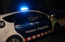Dos ferits en un accident a l'A-7 a Reus