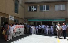 Els treballadors del Pius de Valls guanyen el pols contra l'increment de la jornada