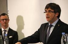 JxCat retira la petició de delegació de vot de Puigdemont per a la investidura