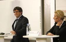 Torrent es reuneix demà amb Puigdemont i els altres quatre diputats a Brussel·les