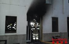 S'incendia una cuina a Sant Jaume dels Domenys