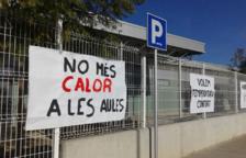 Una avaria elèctrica de l'Escola Marta Mata del Vendrell deixa 500 alumnes sense classe