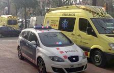 Dos ferits en un accident de trànsit a Alcover