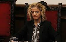 Roigé: «Treballaré per ser digna del càrrec, ser la primera alcaldessa de Tortosa»