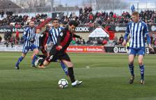 Victòria balsàmica del CF Reus (3-0)