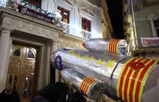 L'Spetek 155 posarà rumb a Mart, en un nou intent, per cloure els actes del Carnaval