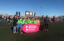 CF Reus, CD Floresta i Santes Creus, classificats per a la Fase Final de la Copa Atlas