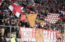 Xocolatada abans del partit del Nàstic-Real Zaragoza