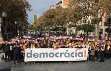 Tercera Joventut per la República protestarà a la plaça de les Cols