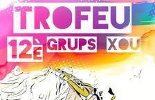 El 12è Trofeu Grups Xou del Pla de Santa Maria se celebrarà els dies 17 i 18 de març