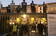 Vilanova organitza un cap de setmana d'actes en suport als polítics empresonats