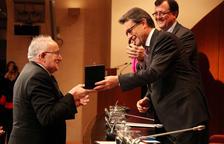 «Josep Graset ens feia riure a les reunions, la seva presència omplia l'habitació»