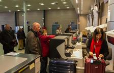 L'Imserso ven més de 4.100 bitllets a Eivissa i Maó des de l'Aeroport de Reus