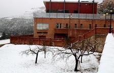 La neu acumulada afecta una dotzena de rutes de transports escolar al Berguedà i a l'Alt Camp