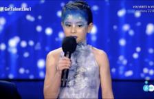 Petruska emociona i passa a la final de 'Got Talent'