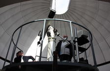 L'Observatori de l'Ebre recupera el registre de l'estació sísmica