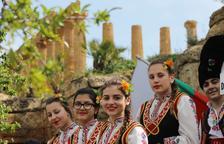 La Vella de Valls actuará en el festival siciliano 'Mandorlo in Fiore'