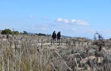 Torredembarra millorarà l'Espai d'Interès Natural dels Muntanyans